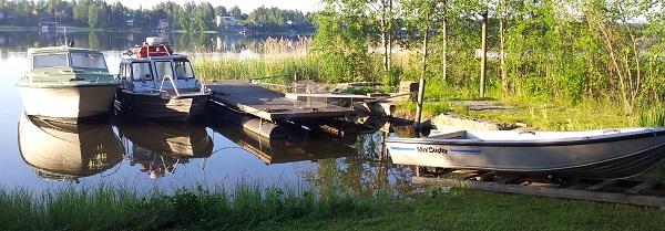 Perheen veneet